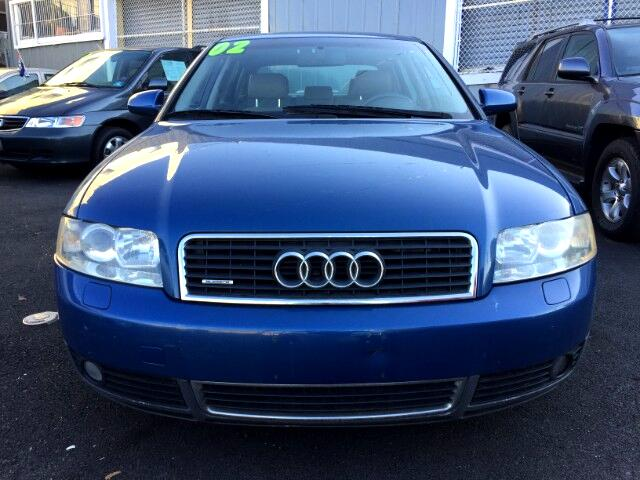 Audi A4 1.8T quattro 2002