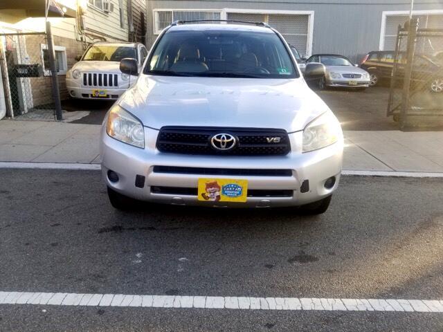 2006 Toyota RAV4 Base V6 4WD