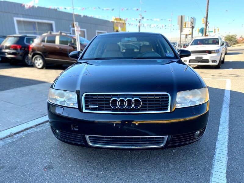 Audi A4 1.8T quattro 2005