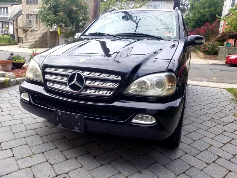 2005 Mercedes-Benz M-Class ML350