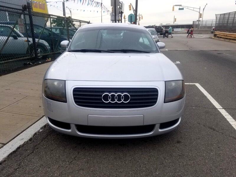 Audi TT Coupe 2000