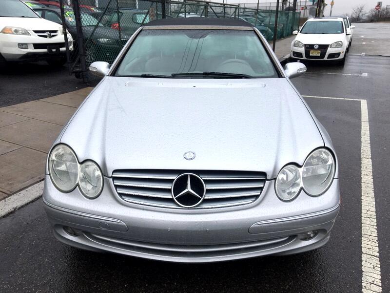 Mercedes-Benz CLK-Class CLK320 Cabriolet 2004