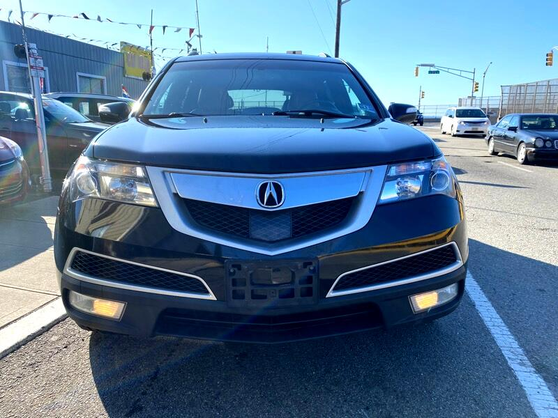 Acura MDX 6-Spd AT w/Advance Package 2010