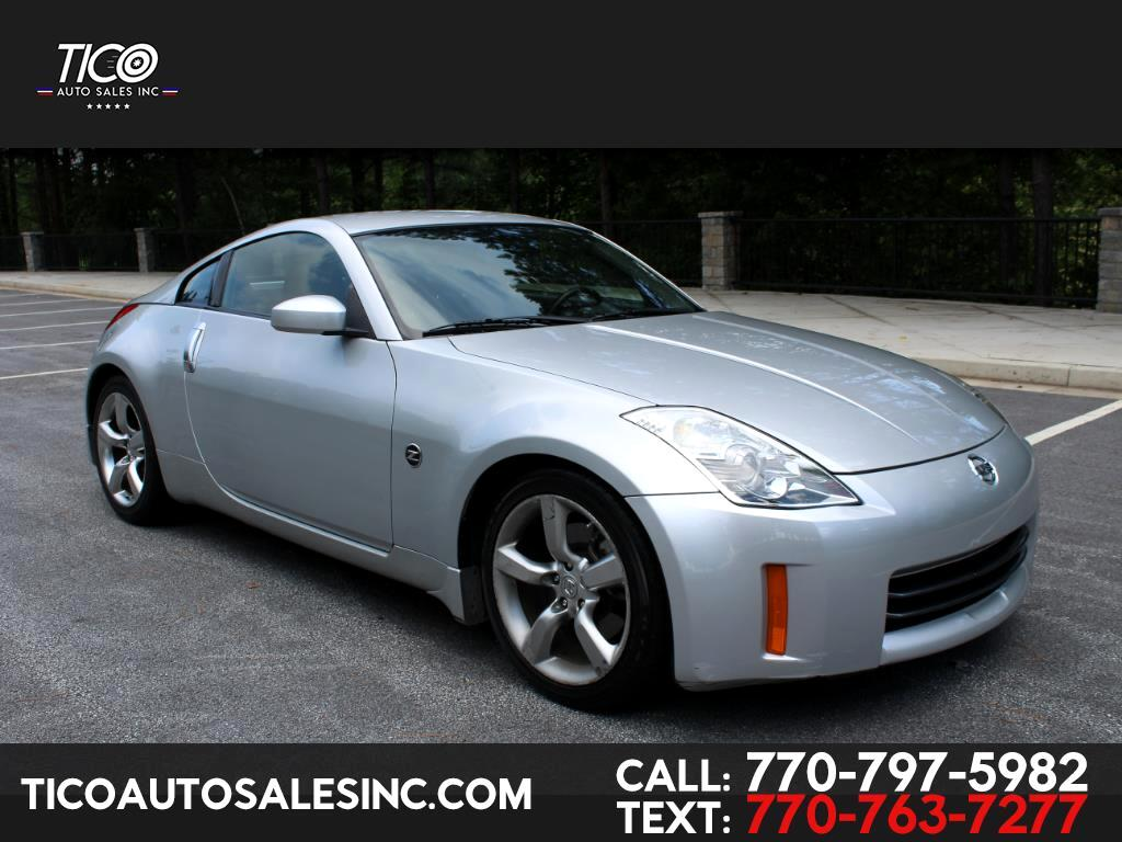 2006 Nissan 350Z 2dr Cpe Touring Auto