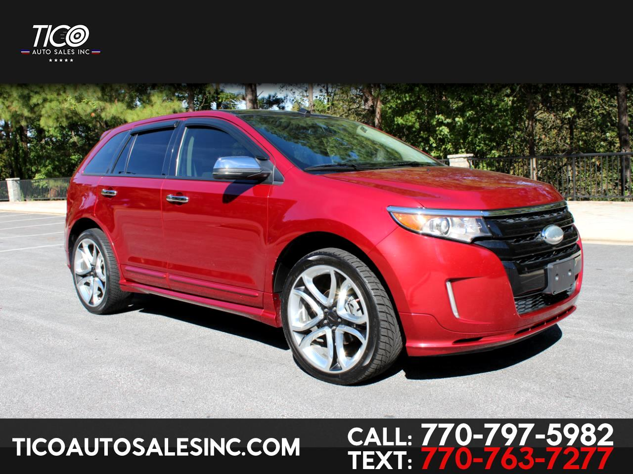 2013 Ford Edge 4dr Sport FWD