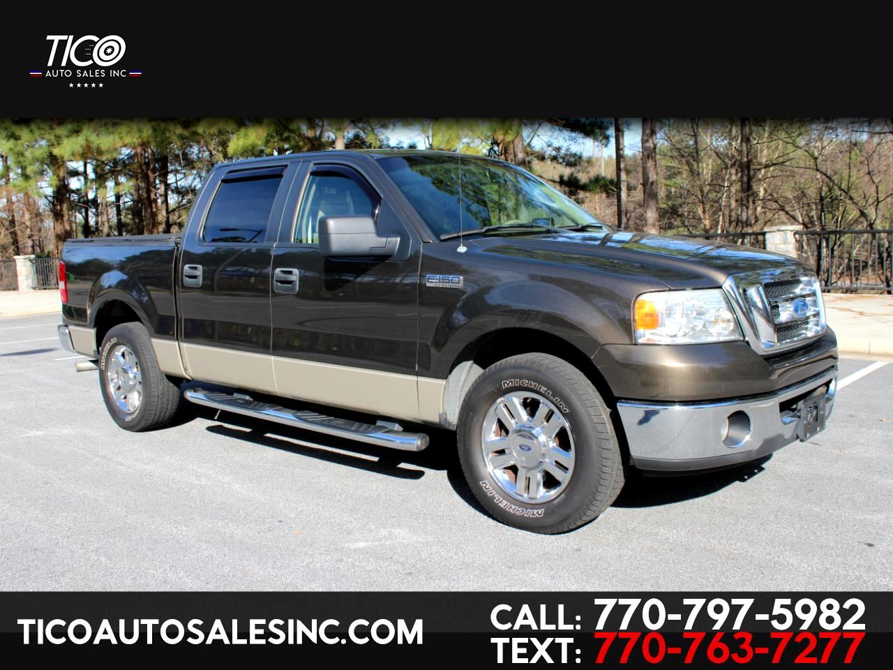 2008 Ford F-150 2WD SuperCrew 150