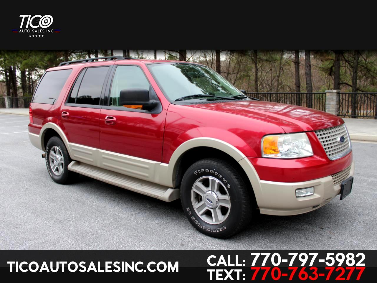 Ford Expedition 5.4L Eddie Bauer 2005