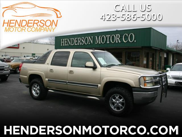 2005 Chevrolet Avalanche 1500 4WD LT