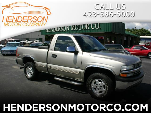 2002 Chevrolet Silverado 1500 LS Short Bed 4WD