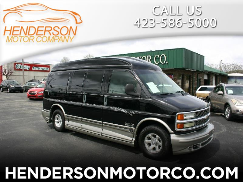 2002 Chevrolet Express 1500 Explorer Conversion