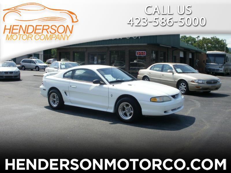 Ford Mustang Coupe 1995