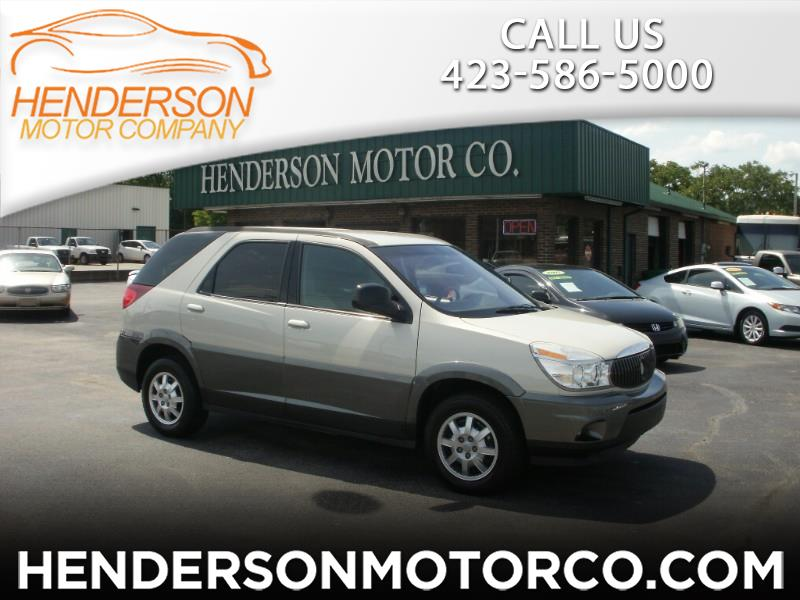 Buick Rendezvous CX 2WD 2004