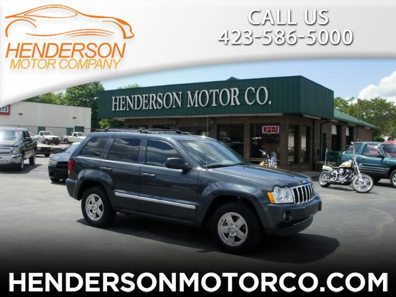 Jeep Grand Cherokee Limited 4WD 2007