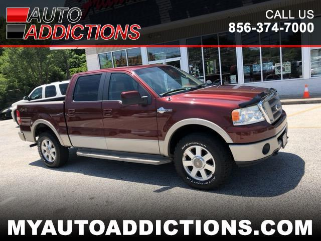 2007 Ford F-150 King Ranch 4WD SuperCrew 5.5' Box