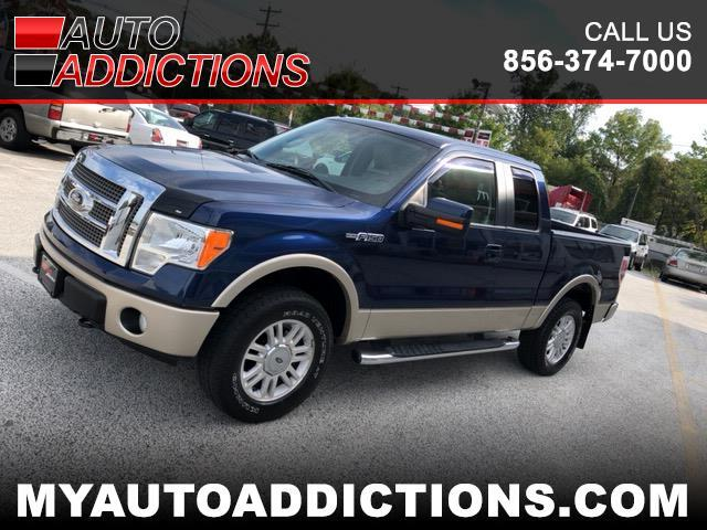 2009 Ford F-150 4WD SuperCab 163
