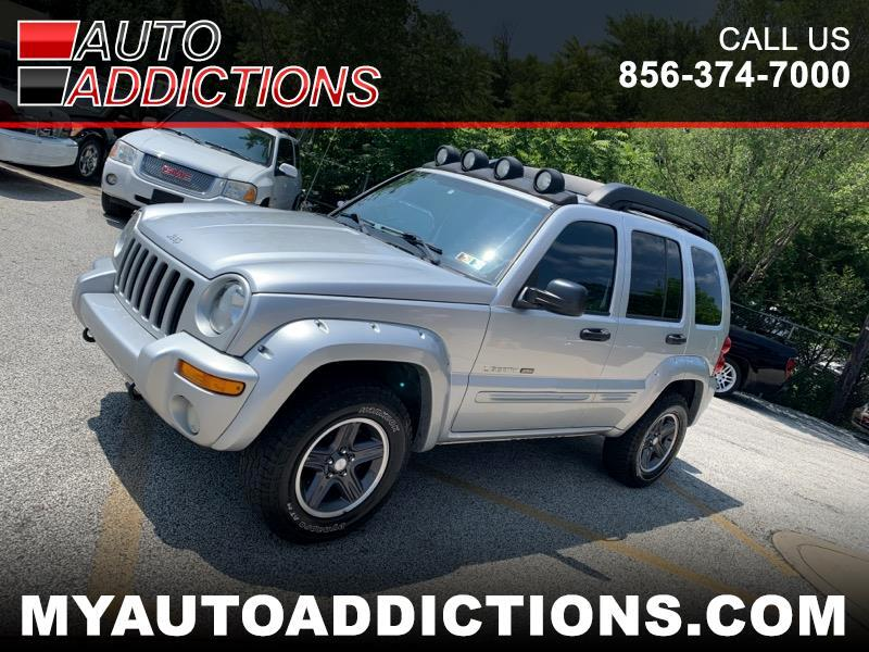 Jeep Liberty 4dr Renegade 2003