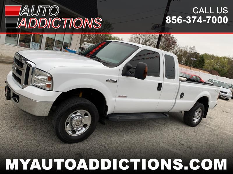 2006 Ford F-250 SD XLT SuperCab Long Bed 4WD
