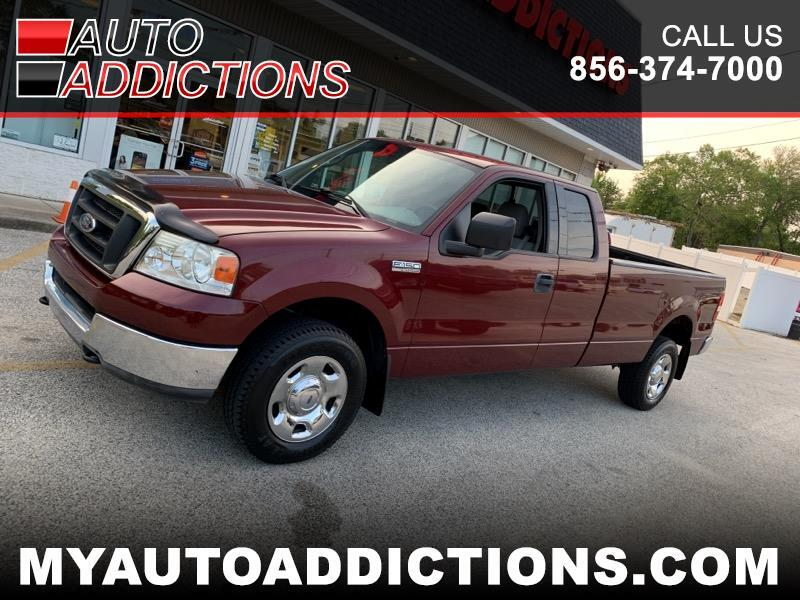 """2004 Ford F-150 4WD SuperCab 163"""" XL w/HD Payload Pkg"""