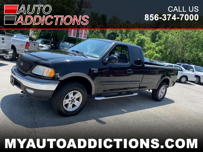 """2003 Ford F-150 4WD SuperCab 163"""" Lariat w/HD Payload Pkg"""