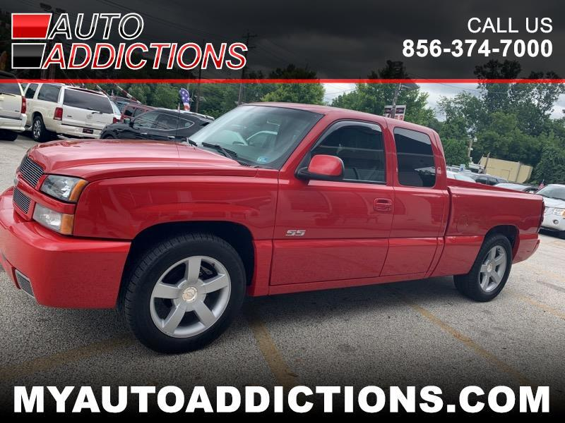 Chevrolet Silverado 1500 SS Ext. Cab Short Bed AWD 2004