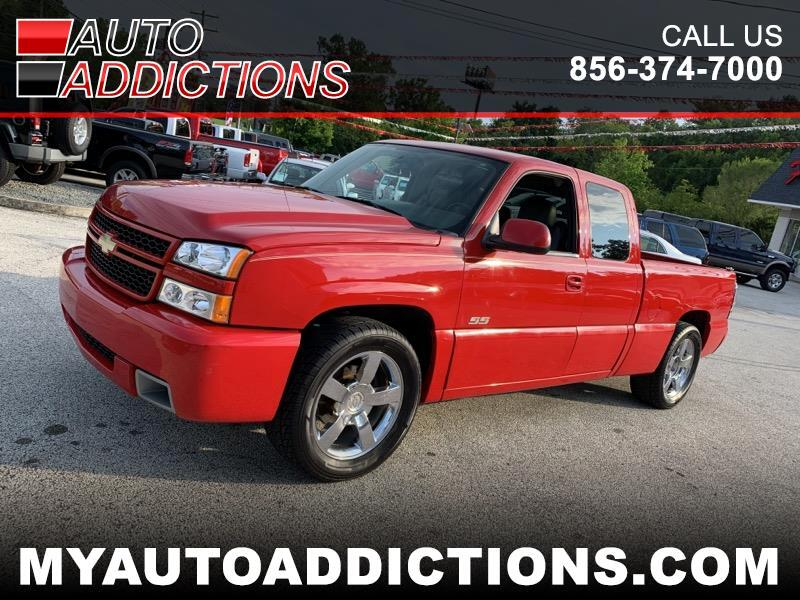 Chevrolet Silverado 1500 SS Ext. Cab Short Bed AWD 2006