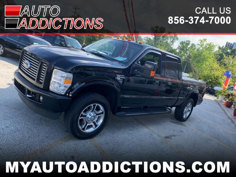 Ford F-250 SD Crew Cab Long Bed Harley Davidson 2008