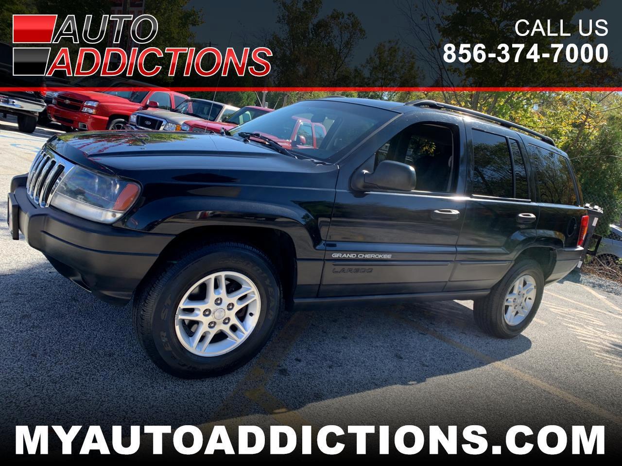 used 2003 jeep grand cherokee laredo 4wd for sale in blackwood nj 08012 auto addictions auto addictions