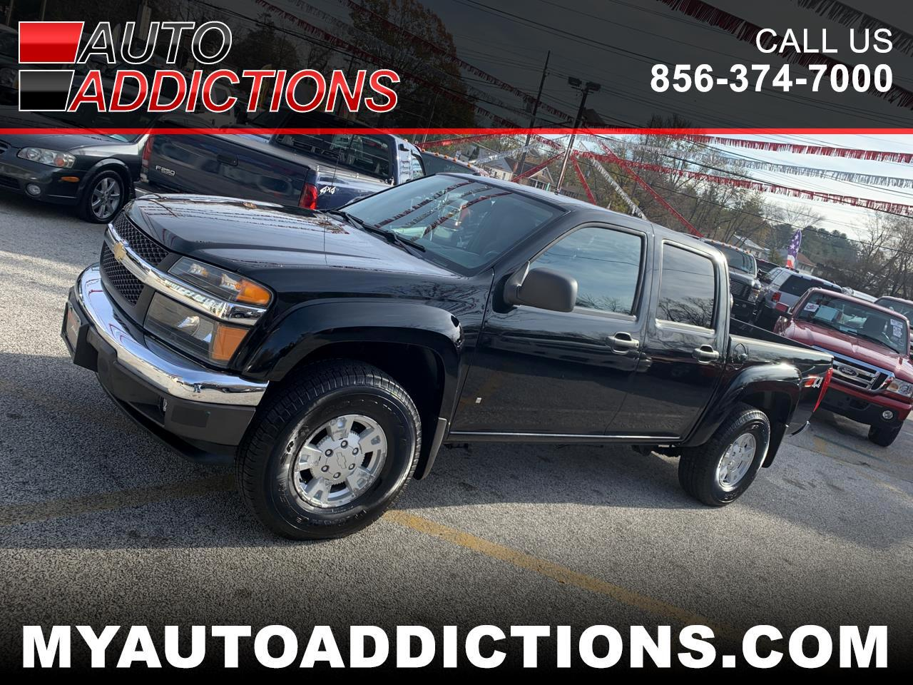 "Chevrolet Colorado 4WD Crew Cab 128.3"" Z71 2006"
