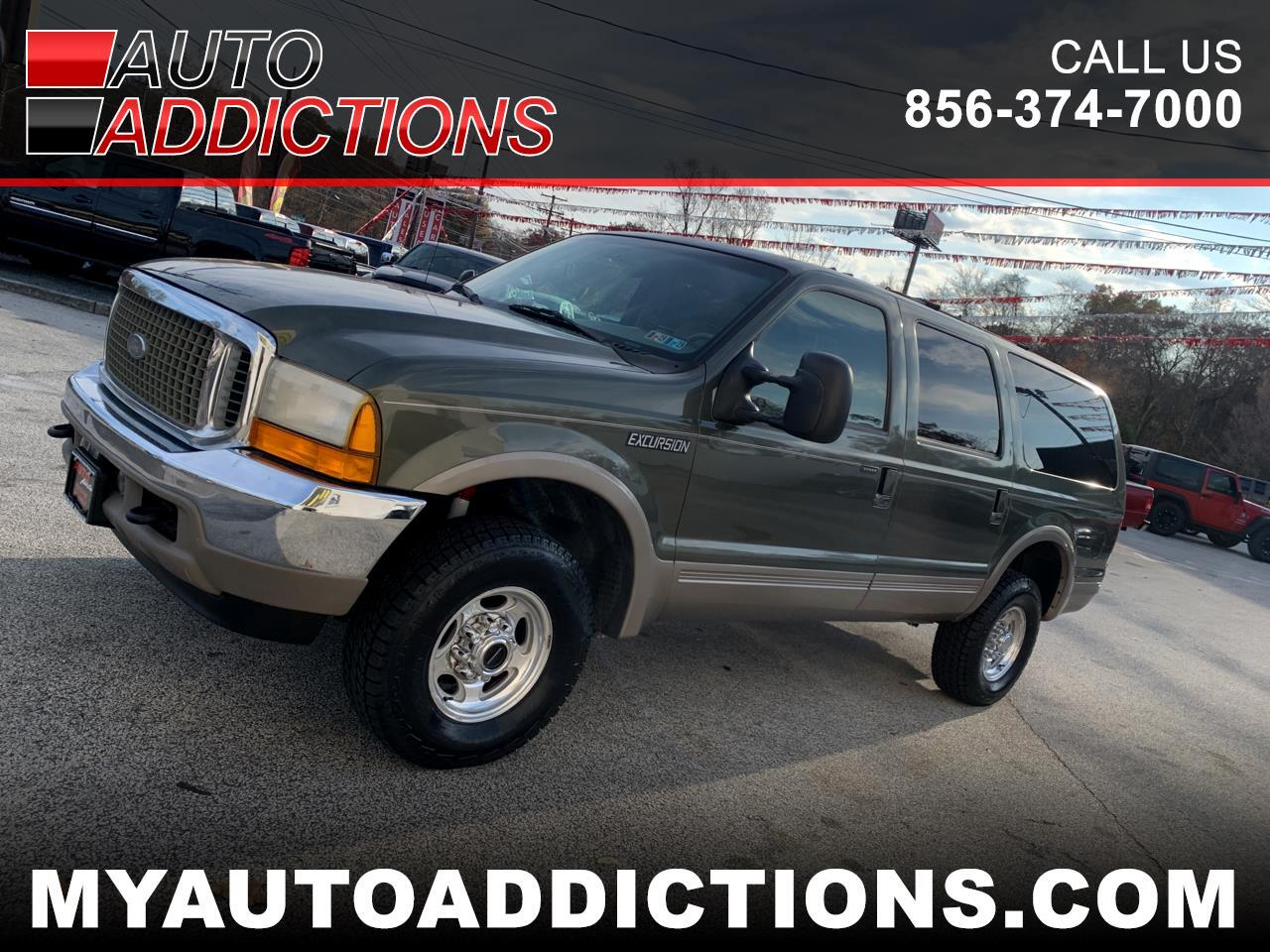 Ford Excursion Limited 4WD 2001