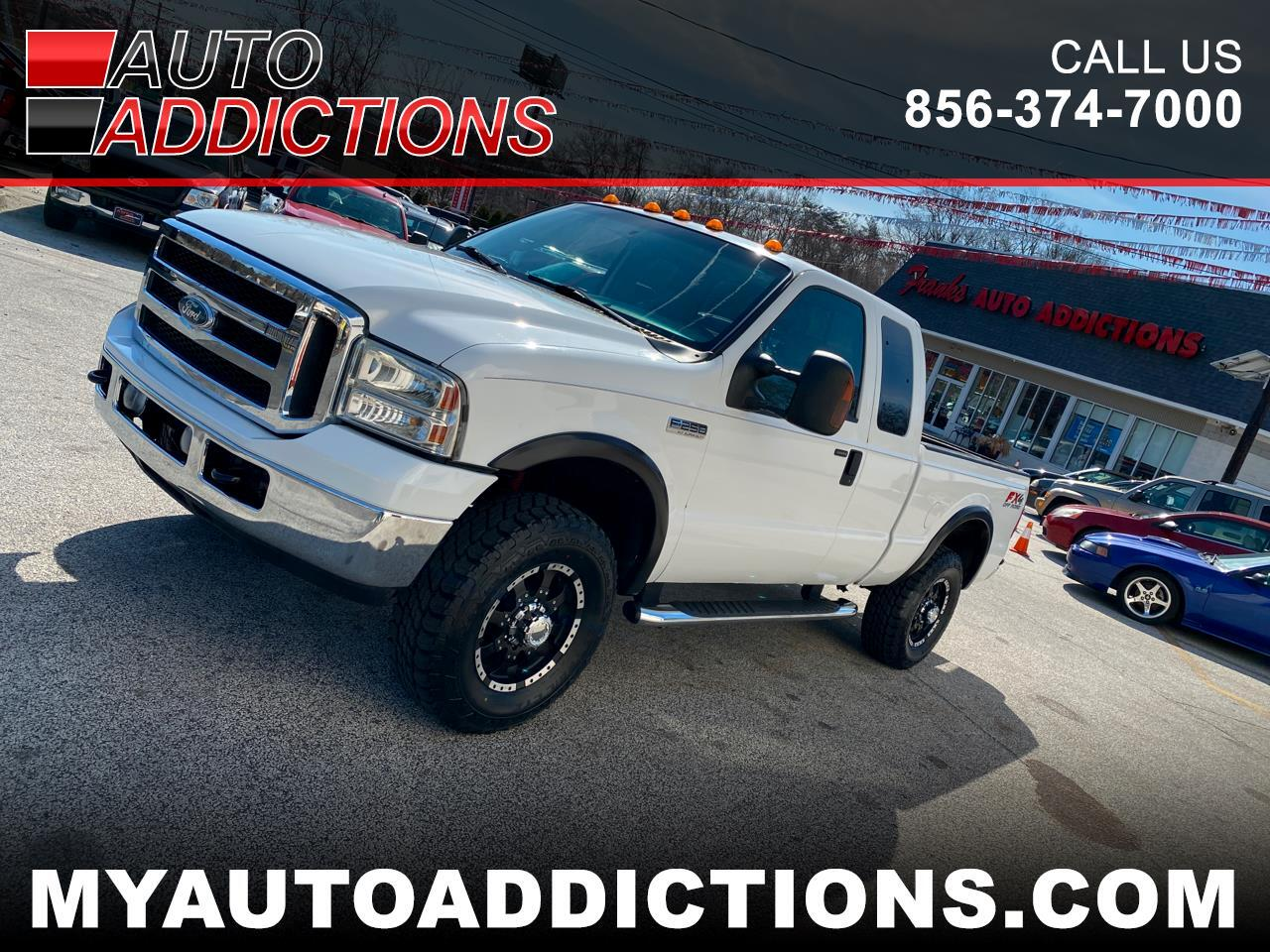 Ford F-250 SD FX4 SuperCab Long Bed 4WD 2006