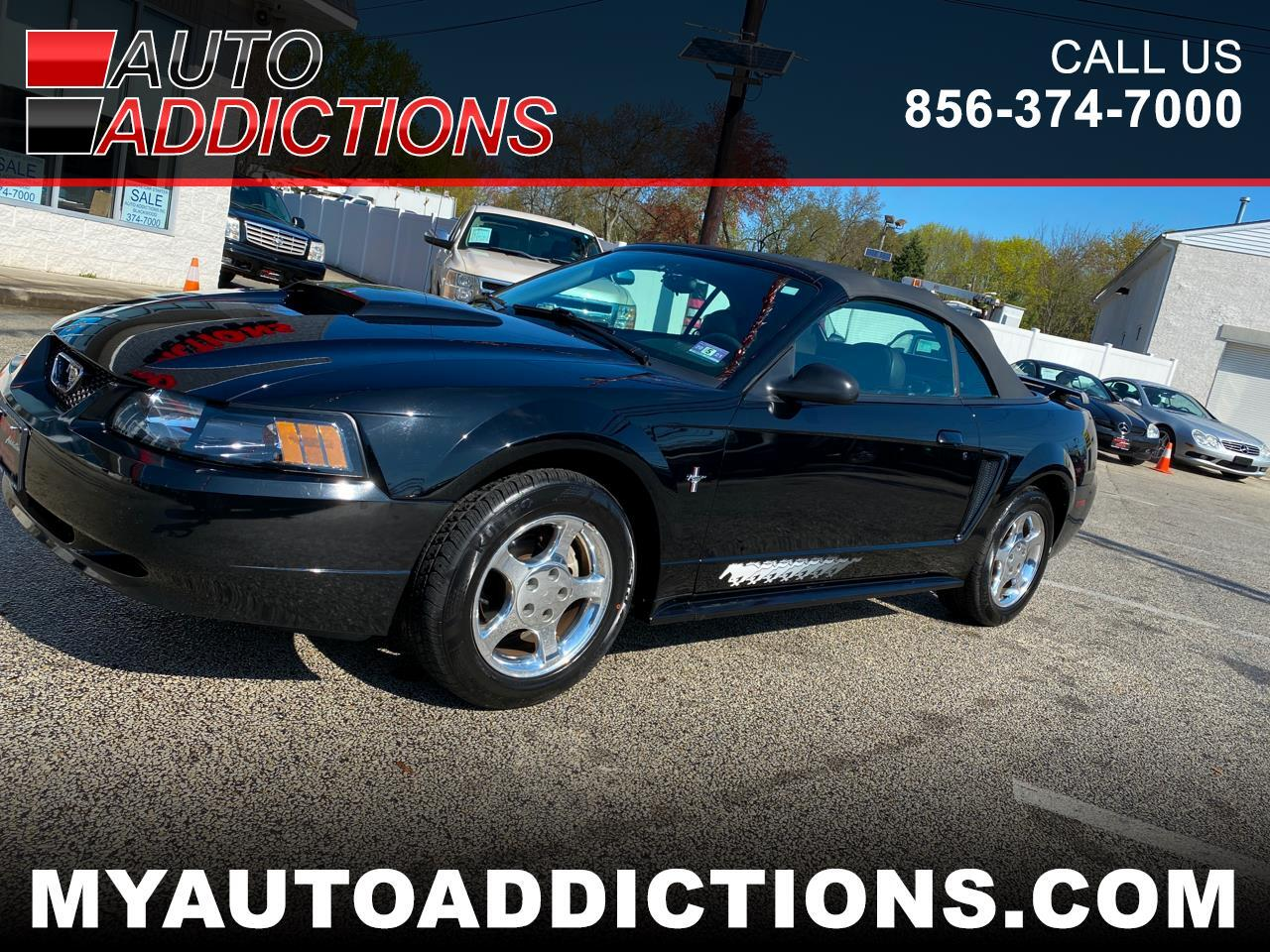 Ford Mustang 2dr Conv Premium 2003
