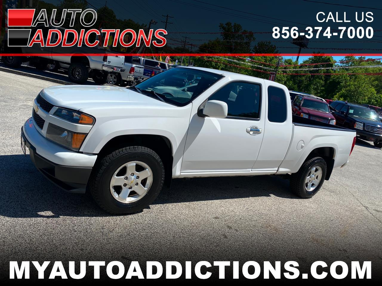 Chevrolet Colorado 2LT Ext. Cab 2WD 2012