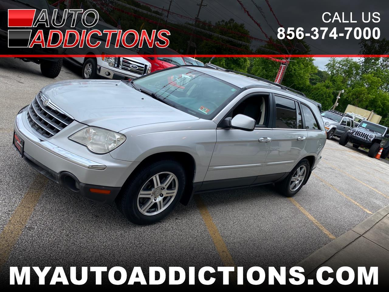 Chrysler Pacifica 4dr Wgn Touring-L Plus 2007