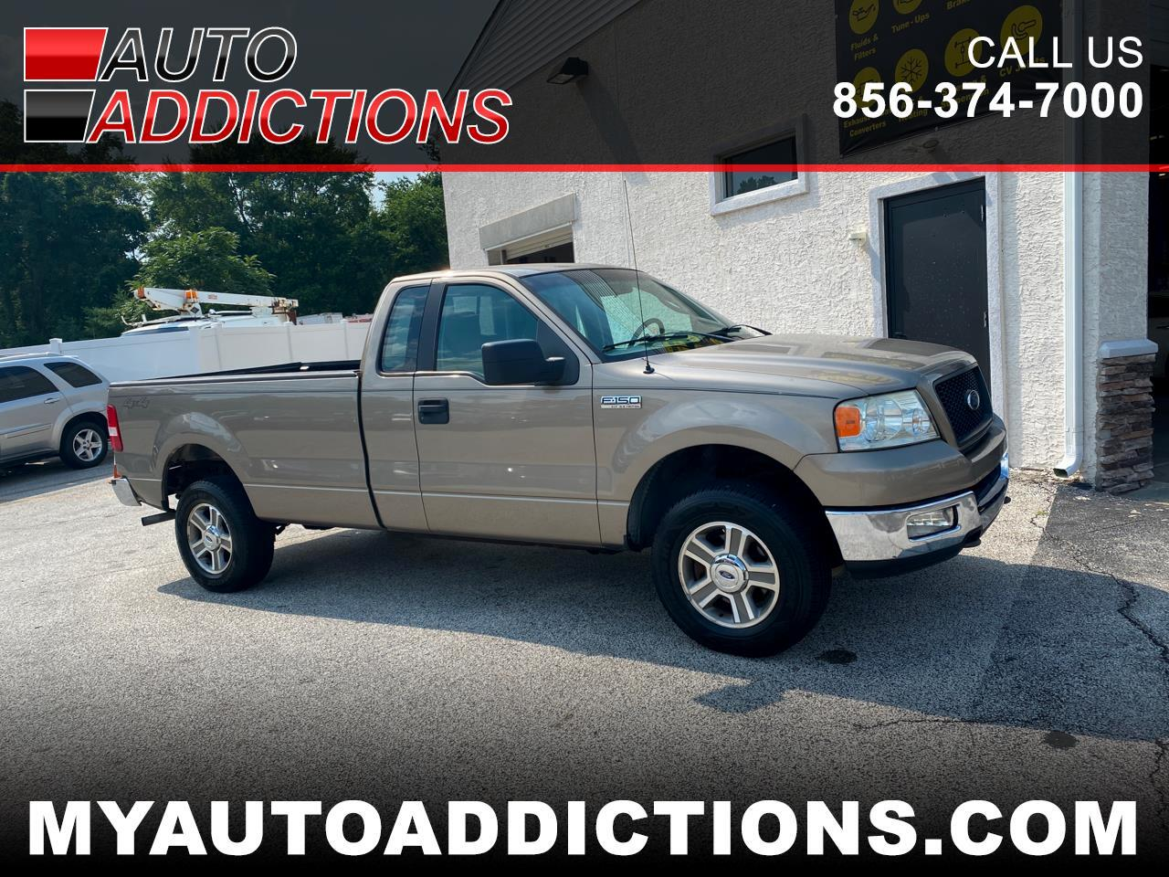 Ford F-150 FX4 4WD 2005