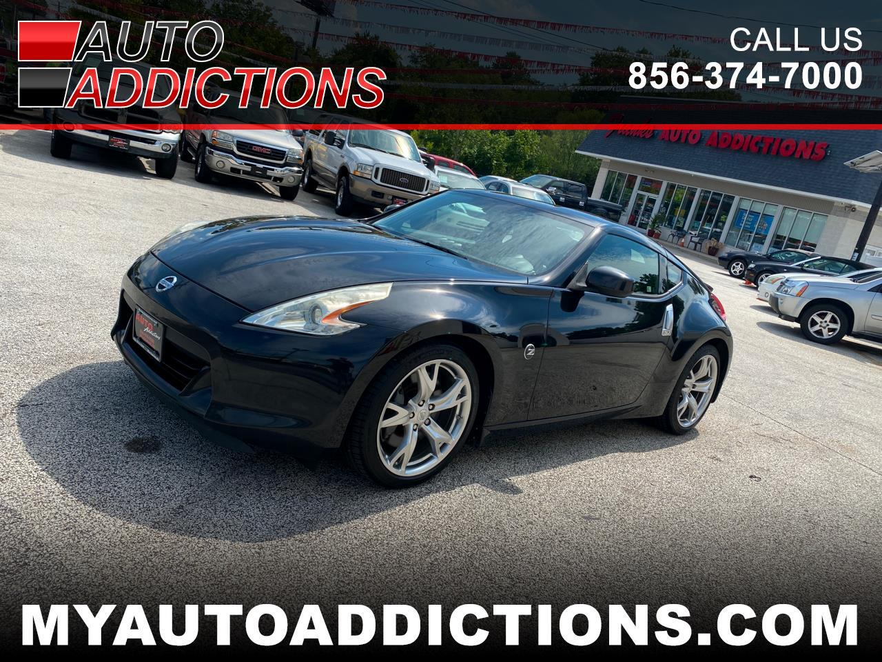 Nissan Z 370Z Touring Coupe 2011