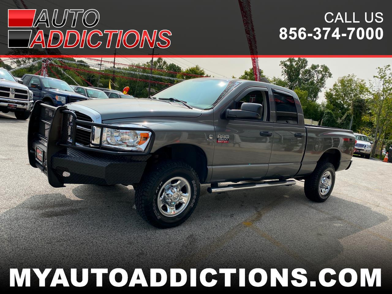 Dodge Ram 2500 Laramie Quad Cab Long Bed 4WD 2008