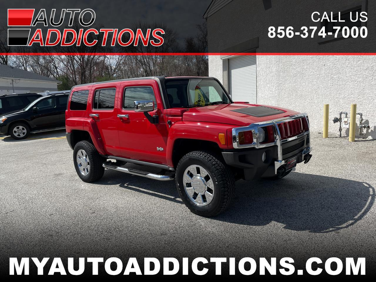 HUMMER H3 4WD 4dr SUV Luxury 2007