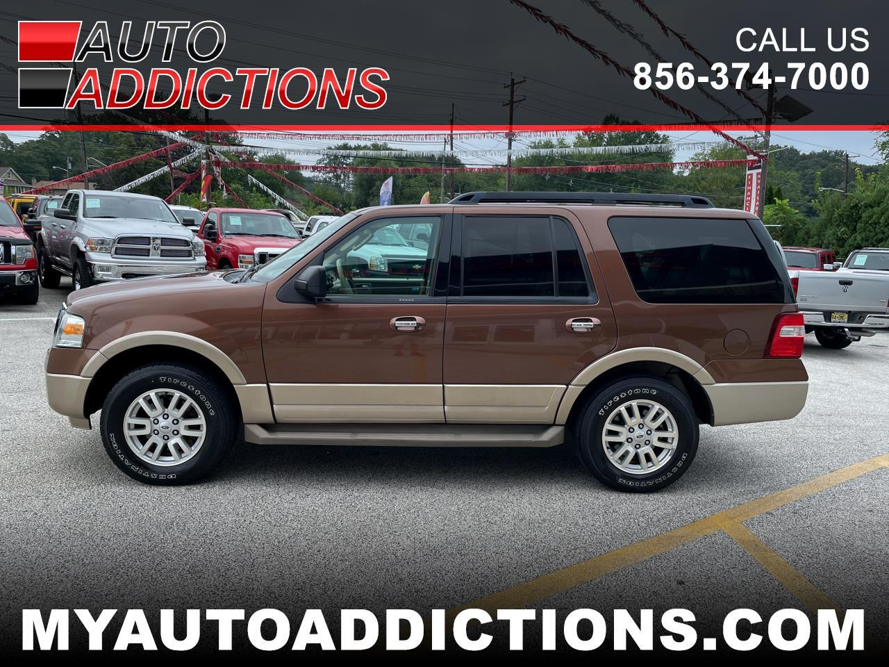 Ford Expedition 4dr Eddie Bauer 4WD 2011
