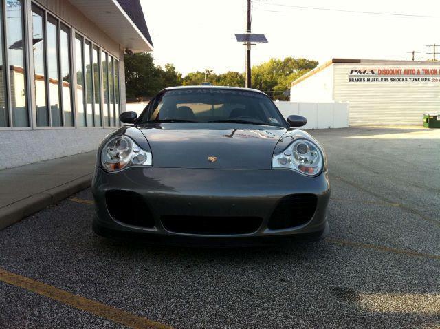 2002 Porsche 911 Coupe