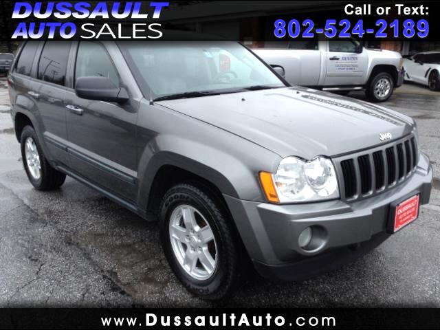 used 2007 jeep grand cherokee 4wd 4dr laredo for sale in st albans vt 05478 dussault auto sales. Black Bedroom Furniture Sets. Home Design Ideas
