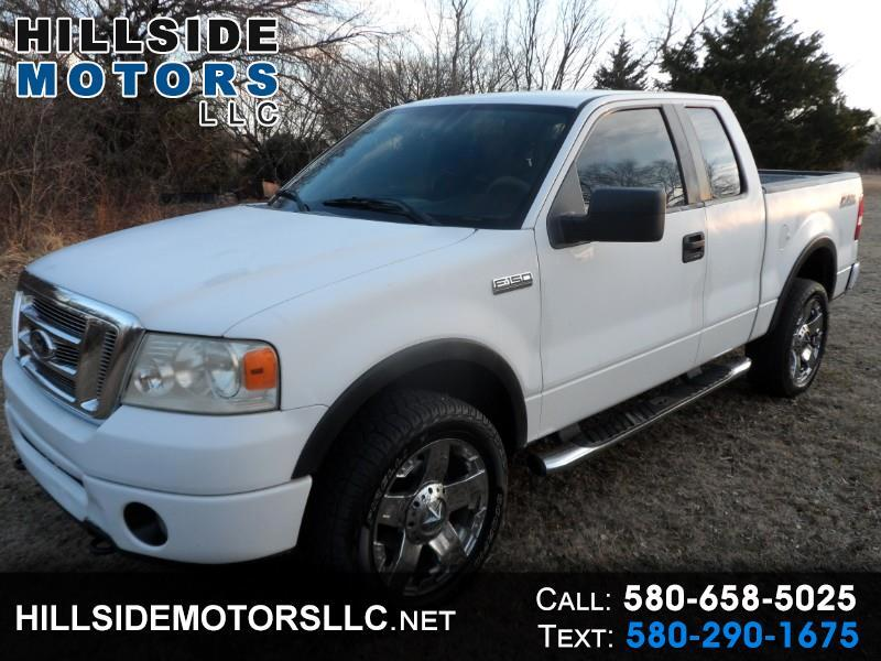 Ford F-150 FX4 SuperCab 2008