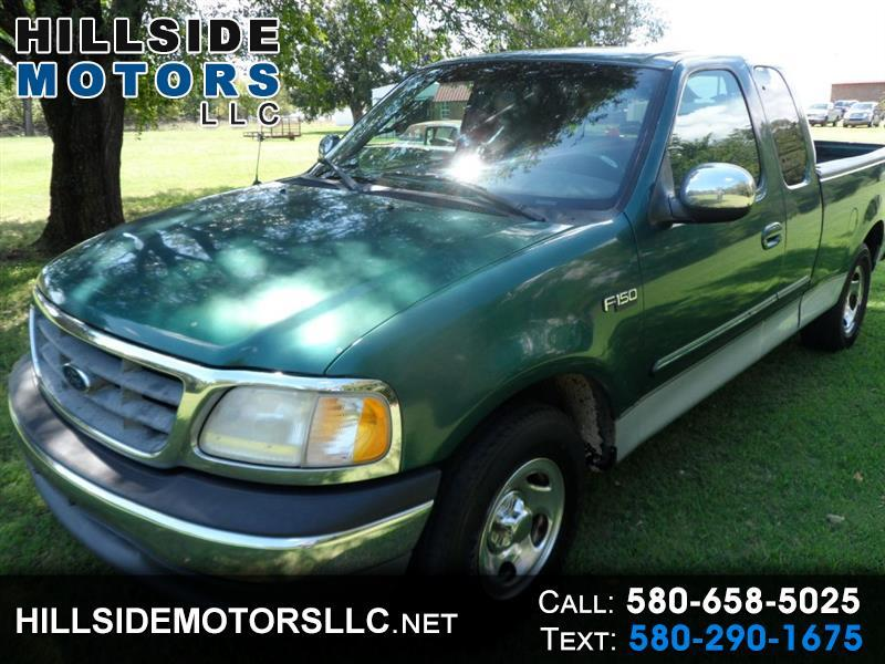 2000 Ford F-150 XL SuperCab Long Bed 2WD