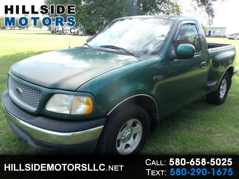 1999 Ford F-150 XL Reg. Cab Flareside 2WD