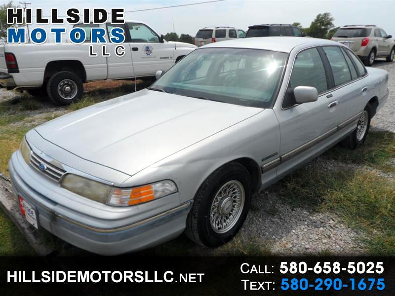 1994 Ford Crown Victoria LX