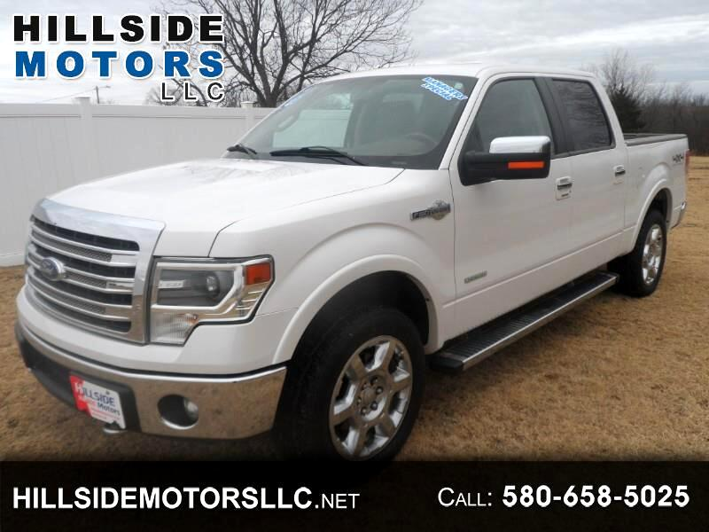 Ford F-150 King-Ranch SuperCrew 5.5-ft. Bed 4WD 2014