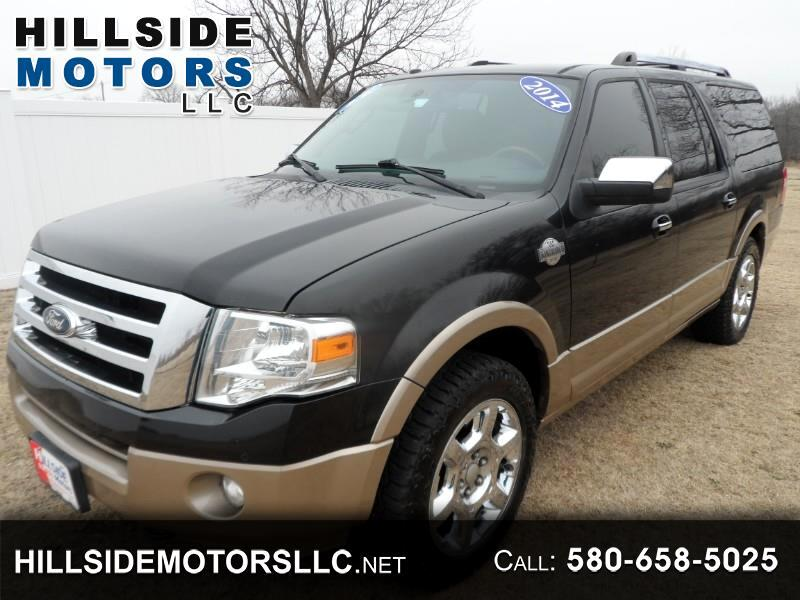 Ford Expedition EL King Ranch 4WD 2014