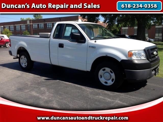 "2007 Ford F-150 Supercab 145"" XL"