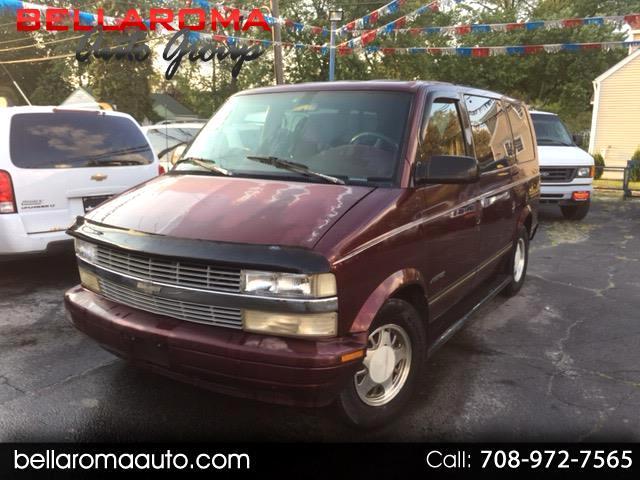 1996 Chevrolet Astro 2WD