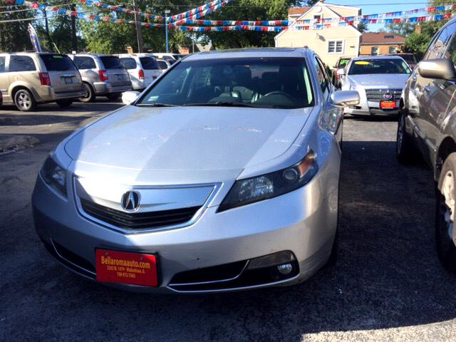 2012 Acura TL 6-Speed AT