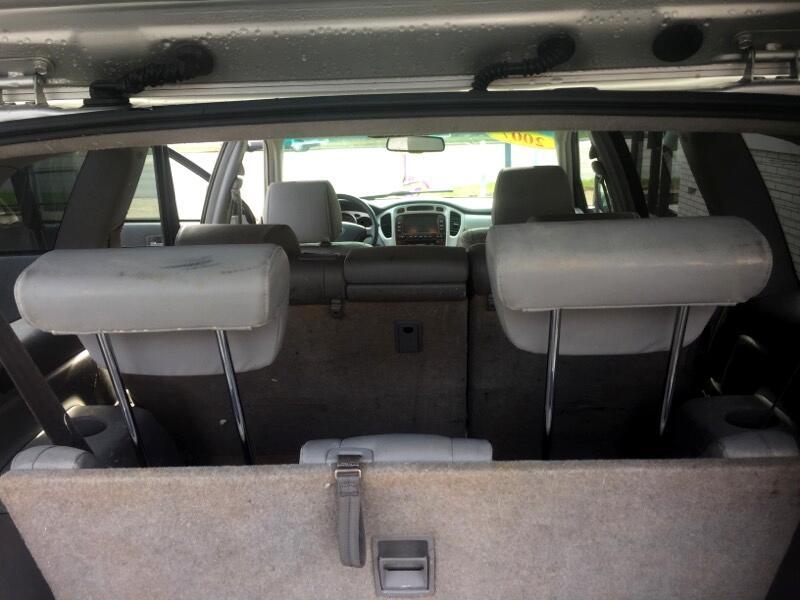 2007 Toyota Highlander Hybrid 4WD